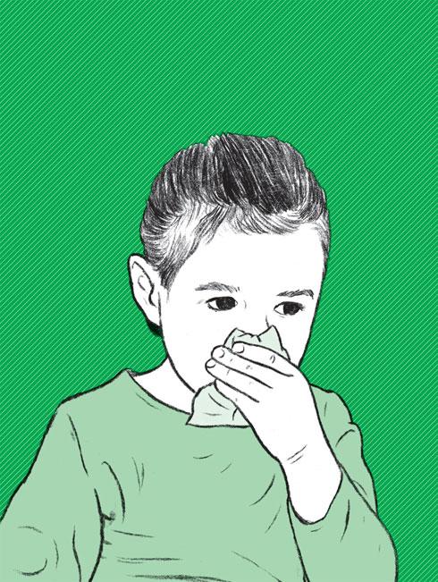 הצטנות ושפעת